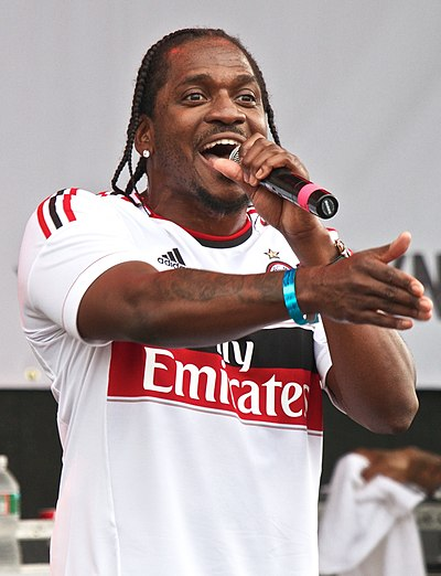 Picture of a band or musician: Pusha T