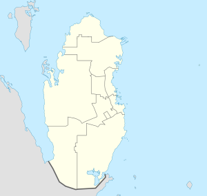 Qatar location map.svg