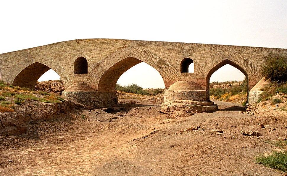 Qazvin - safavid bridge