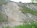 Quarry beside B1249 - geograph.org.uk - 1305344.jpg