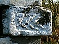 Quoin detail from well-house at St Columba's Church, Kilneuair, Argyll - geograph.org.uk - 72461.jpg