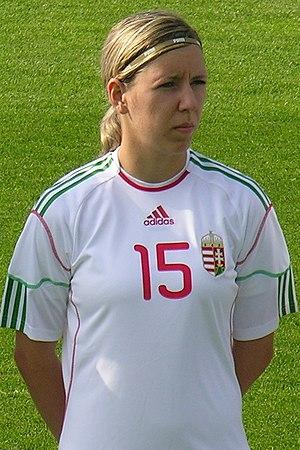 Zsófia Rácz - Image: Rácz Zsófia 2012