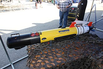 REMUS (AUV) - REMUS 100 used by Finnish Navy
