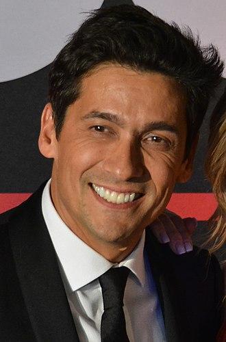 Rafael Araneda - Image: Rafael Araneda (cropped)