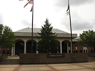 Rahway, New Jersey - Rahway City Hall