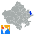 Rajastan Bharatpu district.png