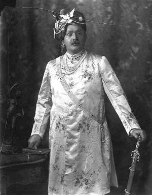 Jamnagar - Maharaja Jamsaheb Shri Ranjitsinhji of Nawanagar