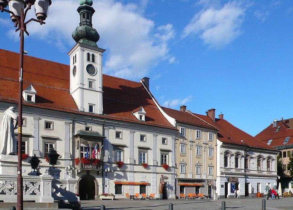 Rathaus-maribor