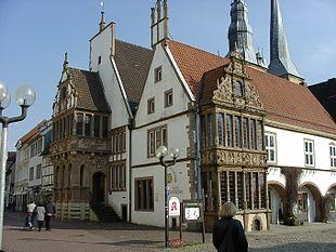 Rathaus Lemgo Wikipedia