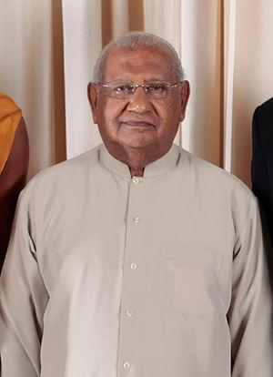 Ratnasiri Wickremanayake - Wickremanayake in 2009