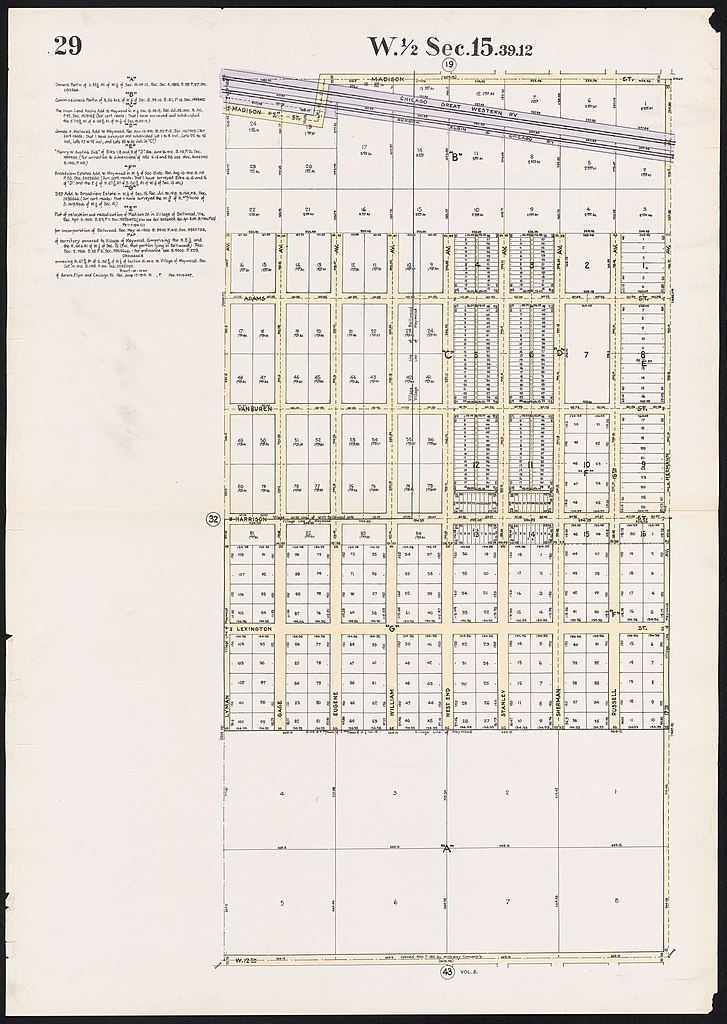 File Real Estate Map Publishing Co S Atlas Of Township Of Proviso