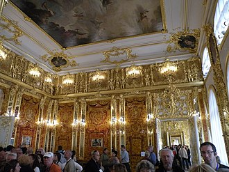 Amber Room - Reconstructed Amber Room, 2003