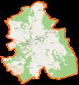 Recz (gmina) location map.png