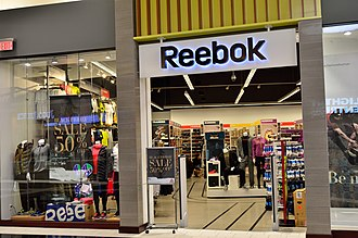 Reebok - Reebok store in North America
