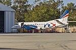 Regional Express (VH-ZPA) Saab 340 at Wagga Wagga Airport.jpg