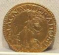 Regno di napoli, carlo V imperatore, oro, 1516-1556, 03.JPG