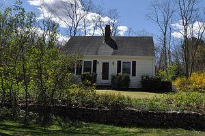 Martin Farm (Rehoboth, Massachusetts) - Image: Rehoboth MA Martin Farm