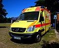 Reilingen - Ambulanz - Deutsche Rotes Kreuz - Mercedes-Benz Sprinter (2014) - KA-KW 5623 - 2019-06-02 14-20-47.jpg