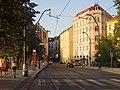 Reko TT Národní divadlo - Staroměstská, Karlovy lázně.jpg