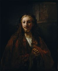 Christ with a Staff