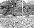 Residences and muddy street at northeast corner 5th Ave and Cherry St, Seattle, Washington, December 4, 1909 (LEE 33).jpeg