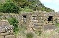 Restos da Muralha do Forte de São Benedito do Monte Brasil, ilha Terceira, Açores.JPG