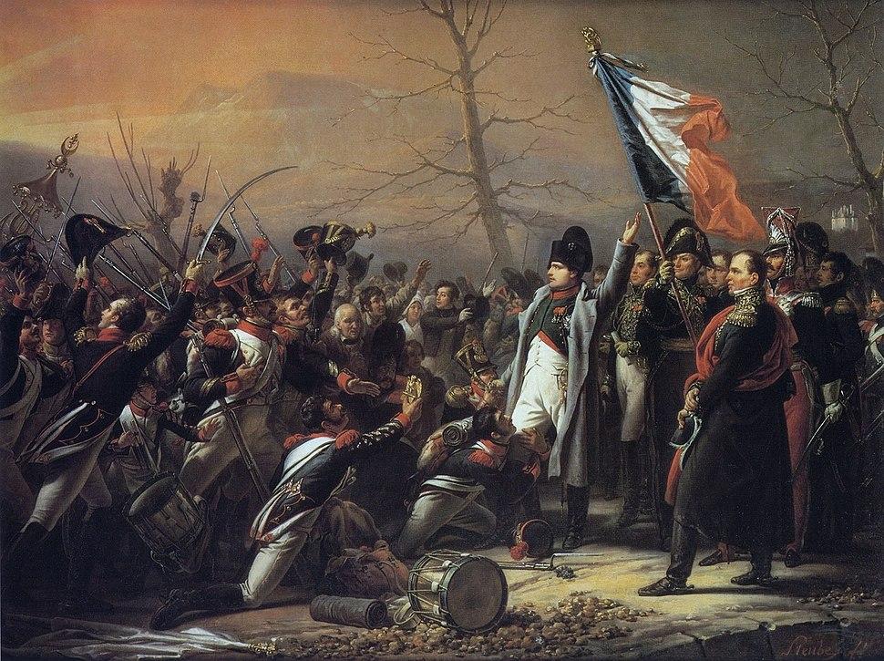 Retour de Napoleon d%27 Isle d%27Elbe, by Charles de Steuben