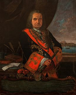 Jaime Miguel de Guzmán de Avalos y Spinola, Marquis of la Mina, Duke of Palata and Prince of Masa Spanish general and noble
