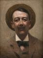 Retrato de Senhor (1905) - António Carneiro.png