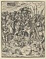 Reverse copy of The Martyrdom of St Paul from The Matyrdom of the Twelve Apostles MET DP841874.jpg