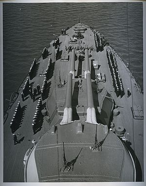 Chilean battleship Almirante Latorre - Image: Review on Chilean battleship Latorre AG208 AA 158 NN 2 1339