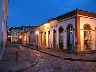 Maranhão - Old São Luís.
