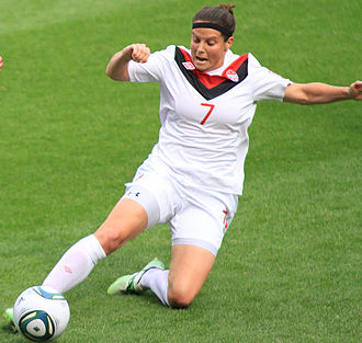 Rhian Wilkinson - Rhian WIlkinson playing for Canada, 2011