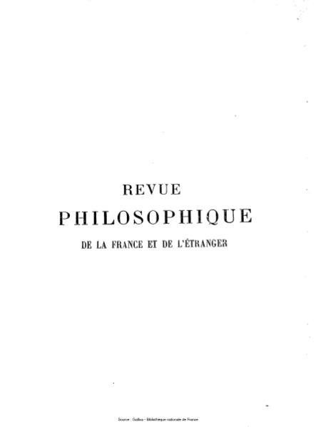File:Ribot - Revue philosophique de la France et de l'étranger, tome 68.djvu