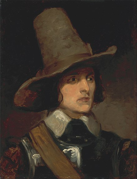 Augustus Egg by Richard Dadd (between 1838 and 1840)
