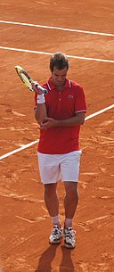 Richard Gasquet French 2013