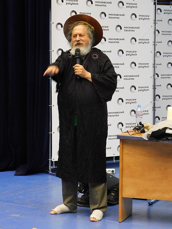 Richard Stallman in Moscow, 2019 114.jpg