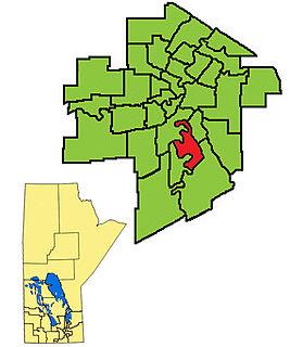 Riel (electoral district)