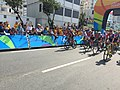 Rio 2016 - Women's road race (28888580900).jpg
