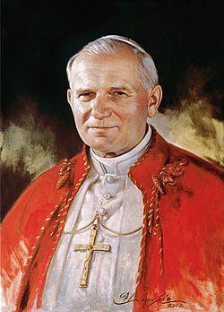 ecd1269c9 Papa João Paulo II – Wikipédia, a enciclopédia livre