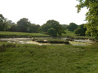 River Hamble - Medieval shipbuilding site on the River Hamble