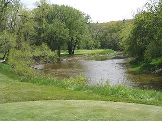 Blackwolf Run golf course in Wisconsin