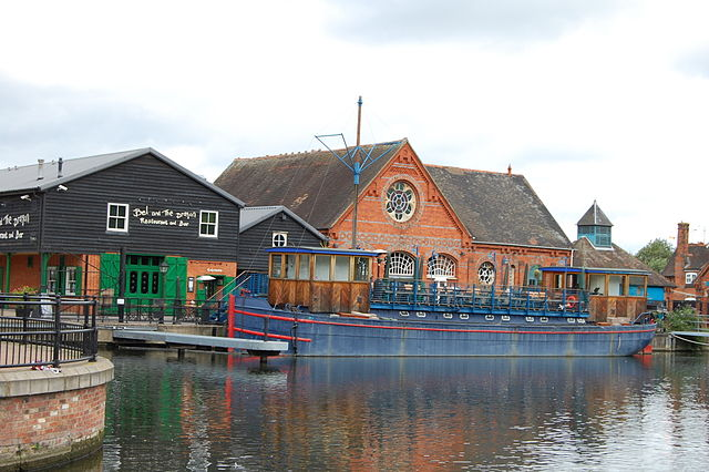 Riverside Museum at Blake's Lock