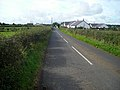 Road into Ruthwell Station - geograph.org.uk - 565283.jpg