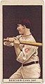 Robert Bescher, Cincinnati Reds, baseball card portrait LCCN2008677972.jpg