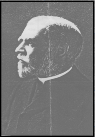 Maritime Conservatory of Performing Arts - Rev Robert Laing, founder of the Maritime Conservatory of the Arts