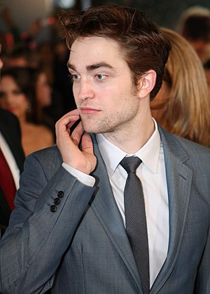 English: British actor Robert Pattinson at the...