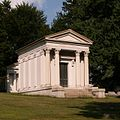 Robert Pitcairn Mausoleum, Homewood Cemetery, Pittsburgh.jpg