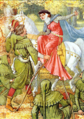 Robin Hood and lady Walter Crane.png