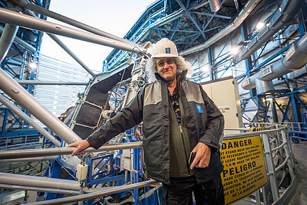 May in 2015 at Paranal Observatory Rock Star and Astrophysicist Brian May Visits Paranal.jpg